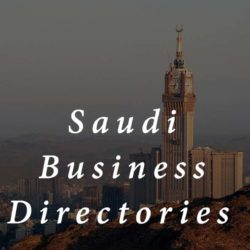 Saudi Business Directories