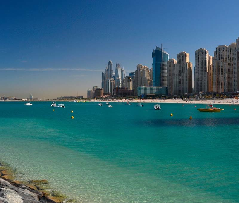 The Beach at JBR - Dubai Landmarks